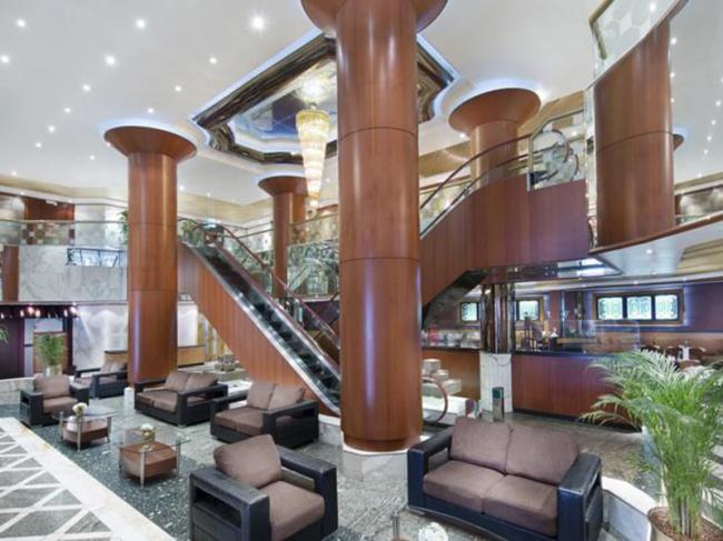 ОАЭ Admiral Plaza Hotel 3* фото №1