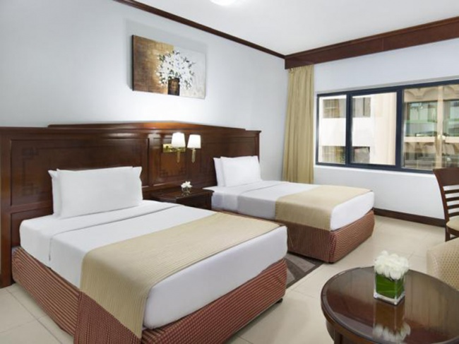 ОАЭ Admiral Plaza Hotel 3* фото №4