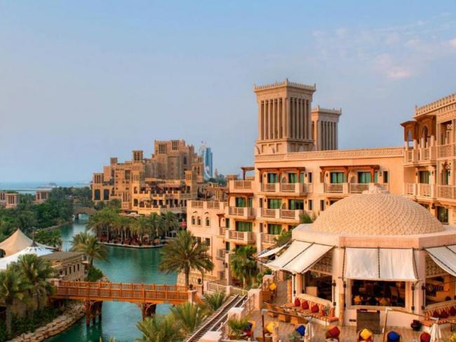 ОАЭ Al Qasr - Madinat Jumeirah 5*