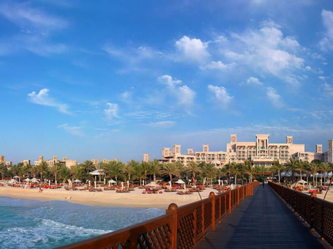 ОАЭ Al Qasr - Madinat Jumeirah 5* фото №3