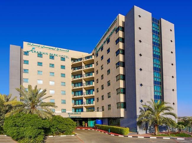 ОАЭ Arabian Park Hotel Dubai 3*