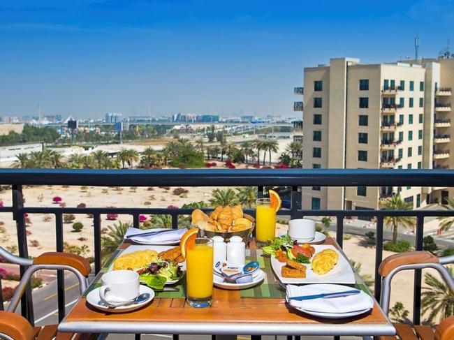 ОАЭ Arabian Park Hotel Dubai 3* фото №1