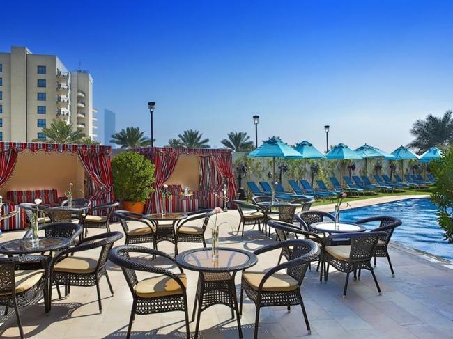 ОАЭ Arabian Park Hotel Dubai 3* фото №2
