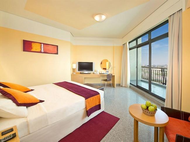 ОАЭ Arabian Park Hotel Dubai 3* фото №3