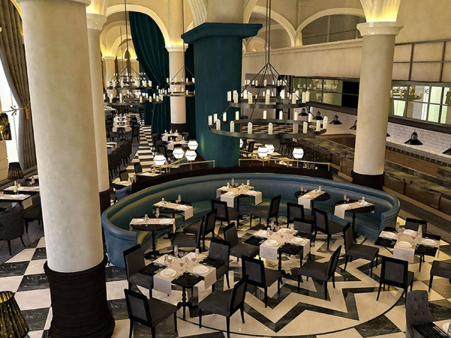 ОАЭ DUKES Dubai 5* фото №1