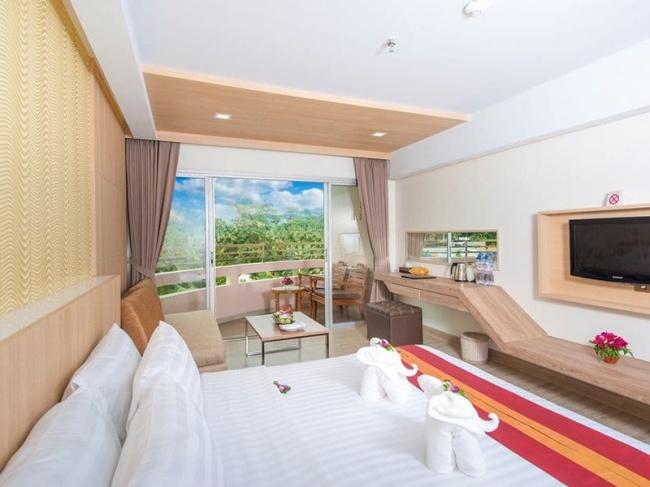 Таиланд Chaba Samui Resort 3*