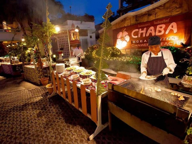 Таиланд Chaba Samui Resort 3* фото №1