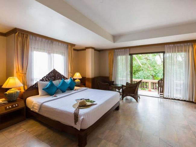 Таиланд Fair House Beach Resort & Hotel 3* фото №2