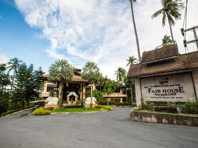 Таиланд Fair House Beach Resort & Hotel 3* фото №4