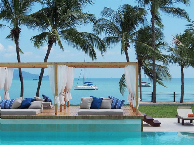 Таиланд Samui Palm Beach 4* фото №2