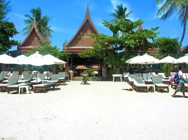 Таиланд White House Beach Resort & Spa 4* фото №1