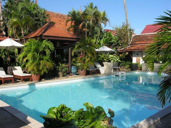 Таиланд White House Beach Resort & Spa 4* фото №2