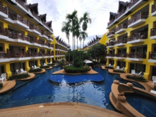 Woraburi Phuket Resort and Spa 3*
