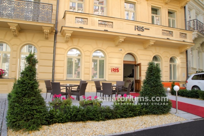 Чехия Iris SPA Hotel 4*