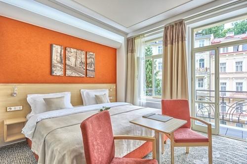 Чехия Iris SPA Hotel 4* фото №1