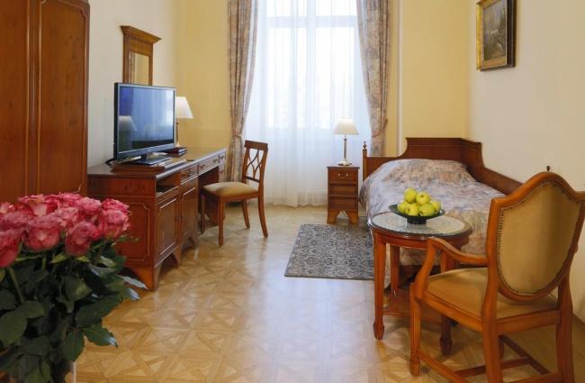 Чехия Bristol Kralovska Villa 4* фото №1