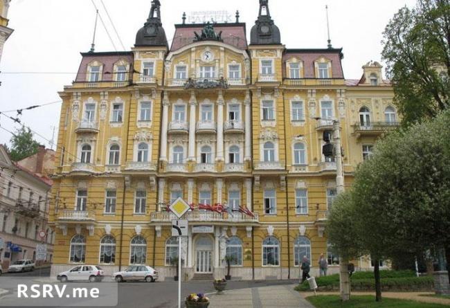 Чехия Grandhotel Pacific 4*