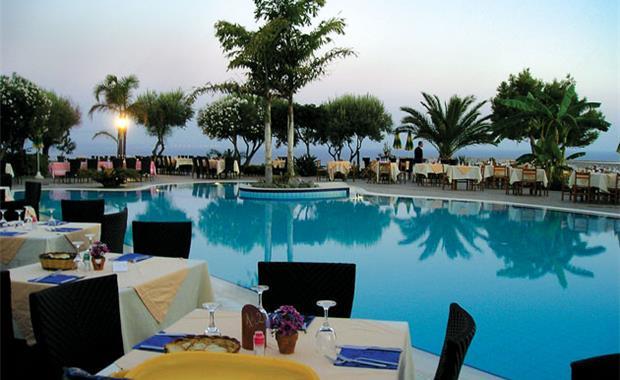 Италия Hotel Residence Sciaron 3* фото №3