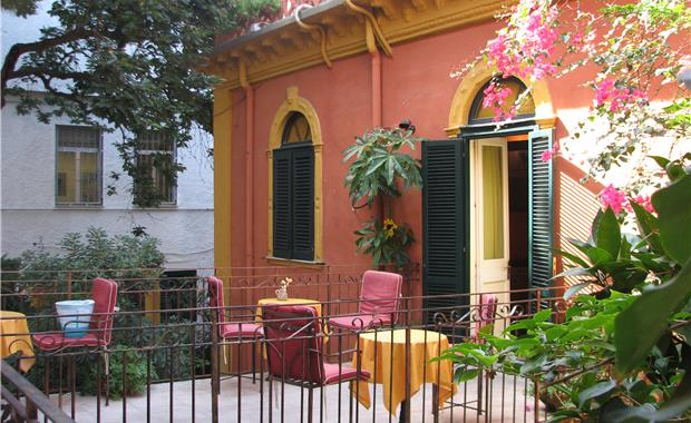 Италия Villa Antica Tropea 4* фото №4