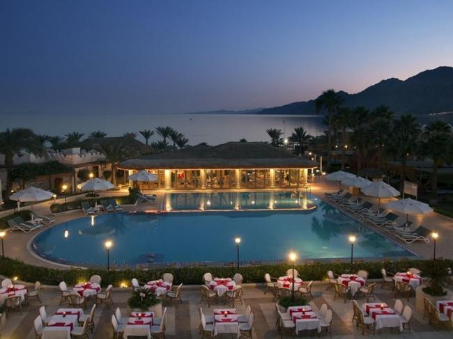Египет Swiss Inn Resort 4* фото №1