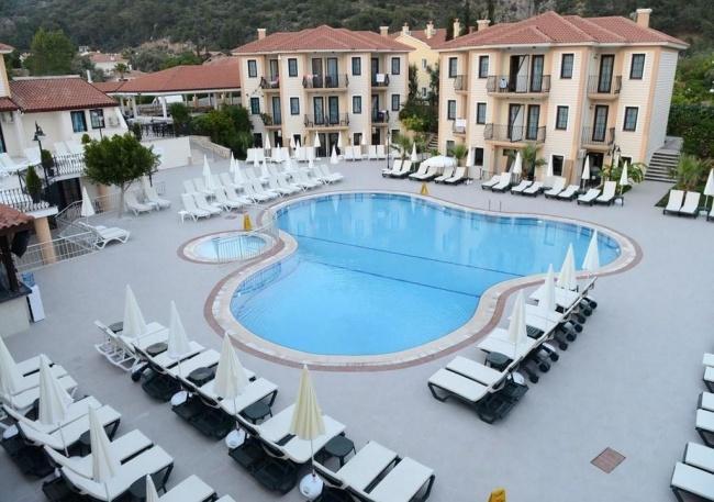 Турция Marcan Beach Hotel 3*