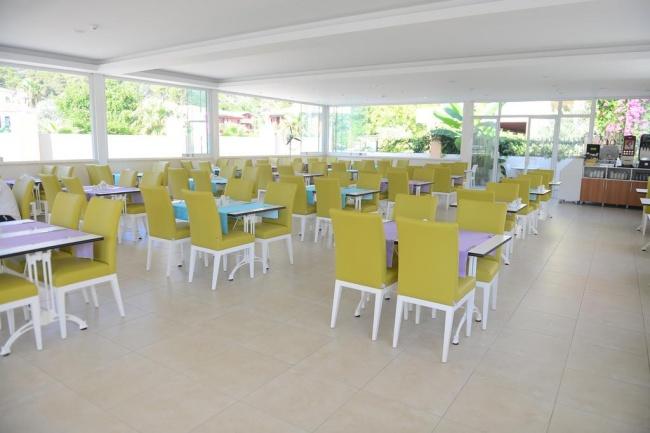 Турция Marcan Beach Hotel 3* фото №2