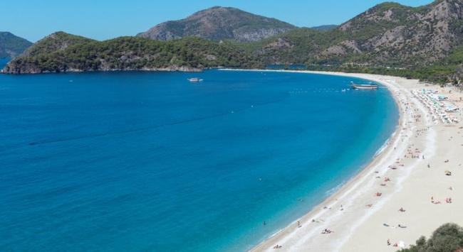 Турция Marcan Beach Hotel 3* фото №3