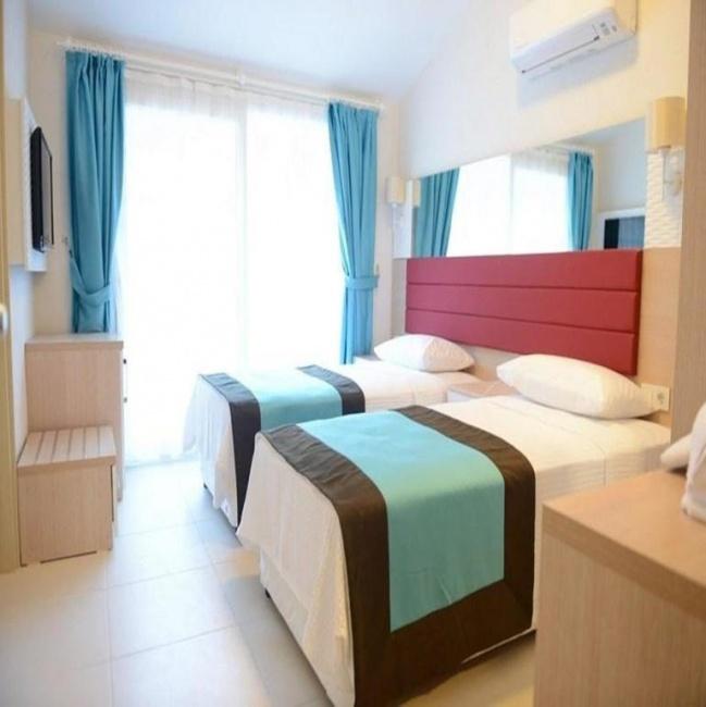 Турция Marcan Beach Hotel 3* фото №4
