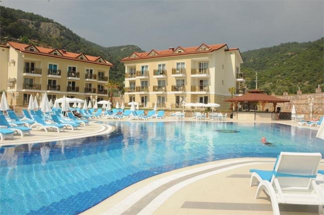 Турция Marcan Resort 4*