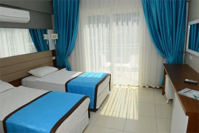 Турция Marcan Resort 4* фото №1