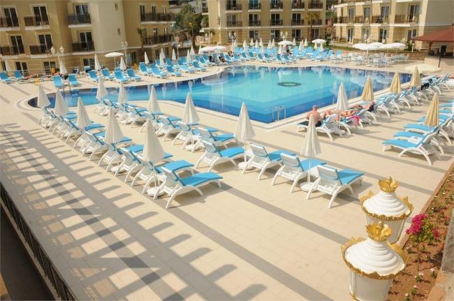Турция Marcan Resort 4* фото №3