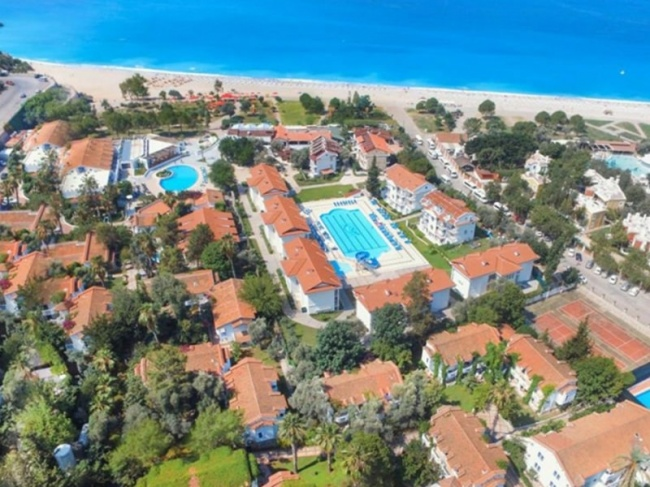 Турция Oludeniz Resort By Z Hotels 4*