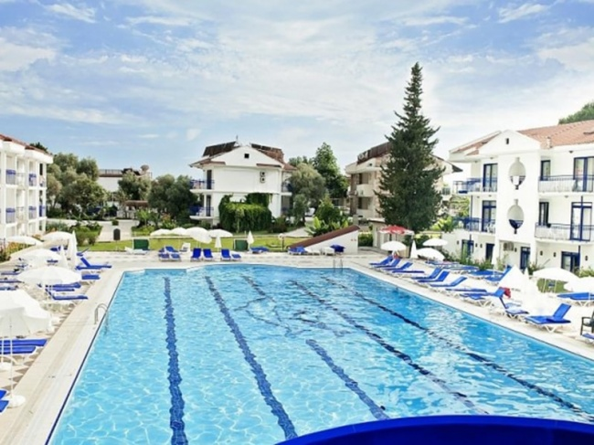 Турция Oludeniz Resort By Z Hotels 4* фото №3