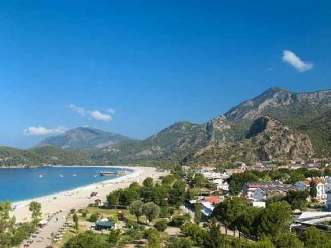 Турция Oludeniz Resort By Z Hotels 4* фото №4