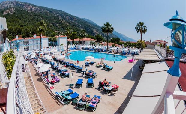 Турция Karbel Hotel 4* фото №4