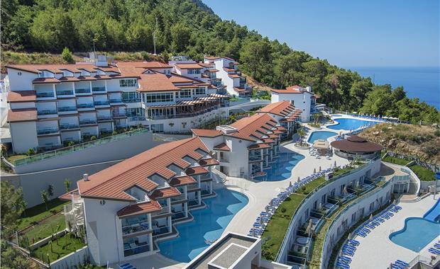 Турция Garcia Resort & Spa 5* фото №4
