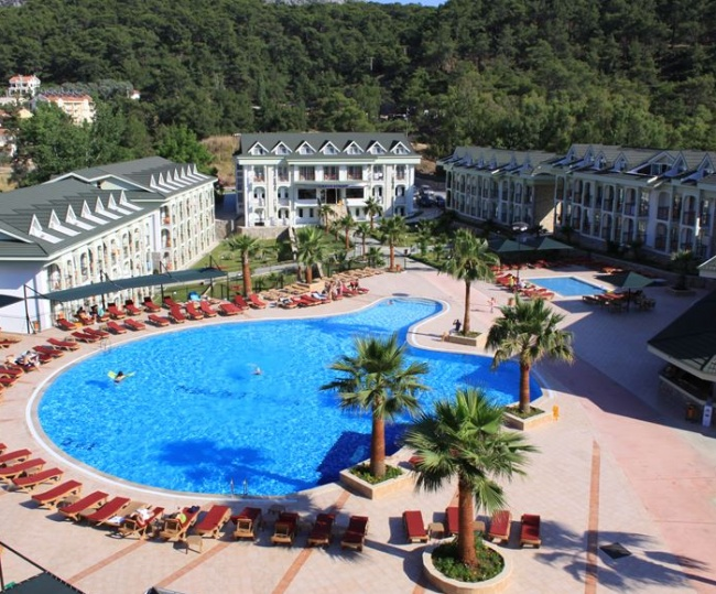 Турция Green Forest Hotel 5*