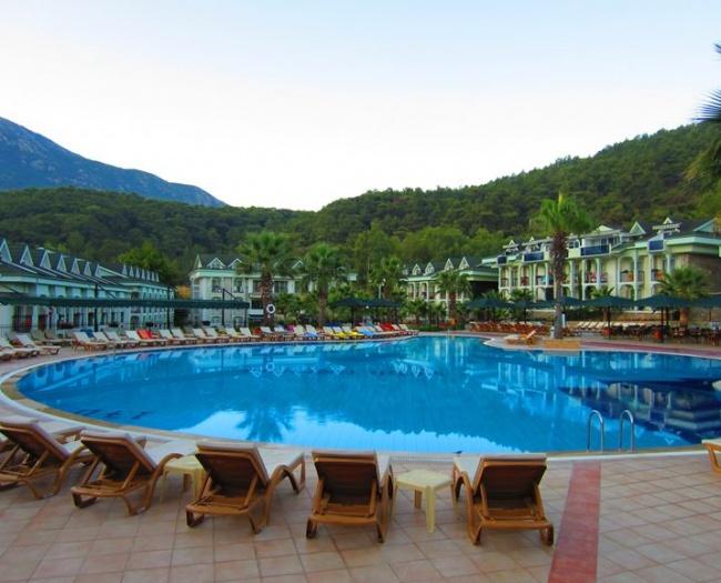 Турция Green Forest Hotel 5* фото №4