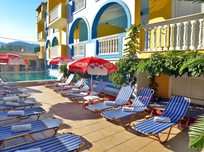 Греция Georgina Inn Hotel  2*