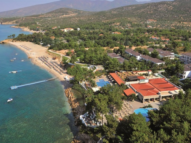 Греция Alexandra Beach Thassos Spa Resort  4*