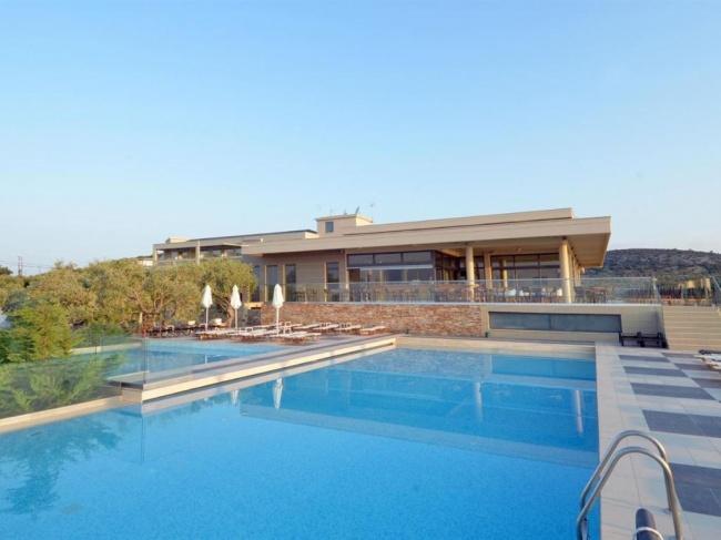 Греция Aeolis Thassos Palace Hotel 4*