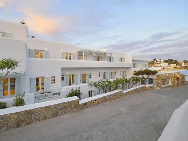 Греция Petinos Hotel 4*