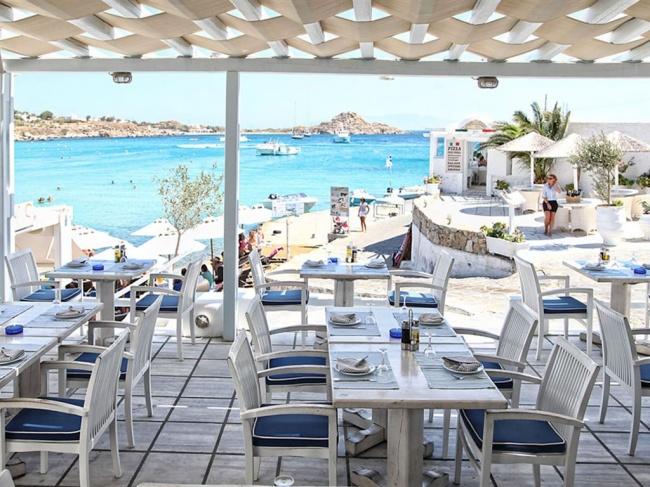 Греция Petinos Hotel 4* фото №1