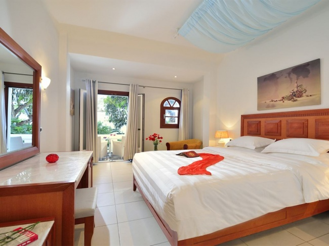 Греция Petinos Hotel 4* фото №2