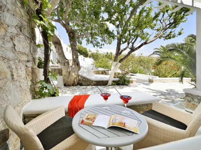 Греция Petinos Hotel 4* фото №4