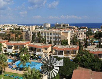 Кипр Jacaranda 3*