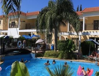Кипр Jacaranda 3* фото №2