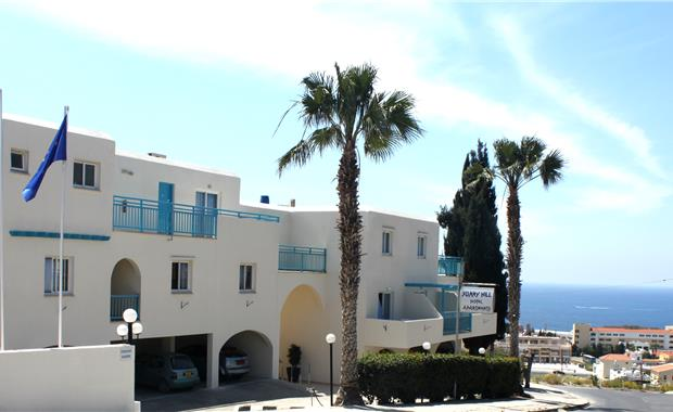 Кипр Sunny Hills Hotel Apts 2*