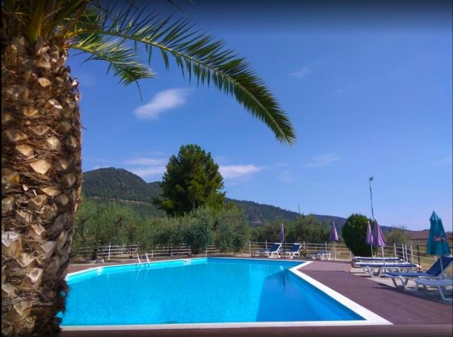 Греция Achillion Hotel 3* фото №1