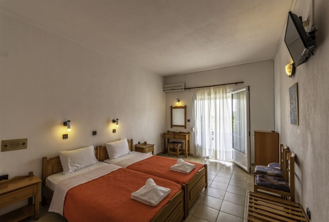 Греция Achillion Hotel 3* фото №3